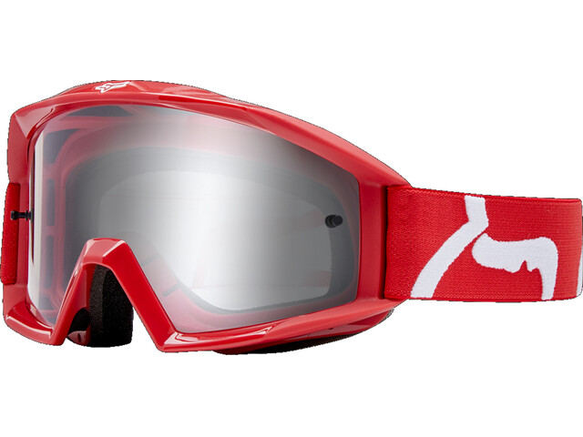Fox Main Race Goggle Youth red